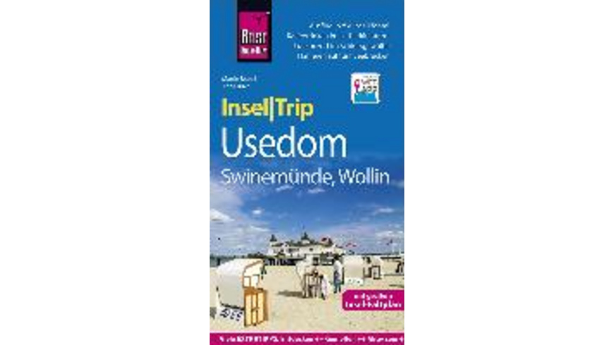 Reise Know-How InselTrip Usedom mit Swinemünde und