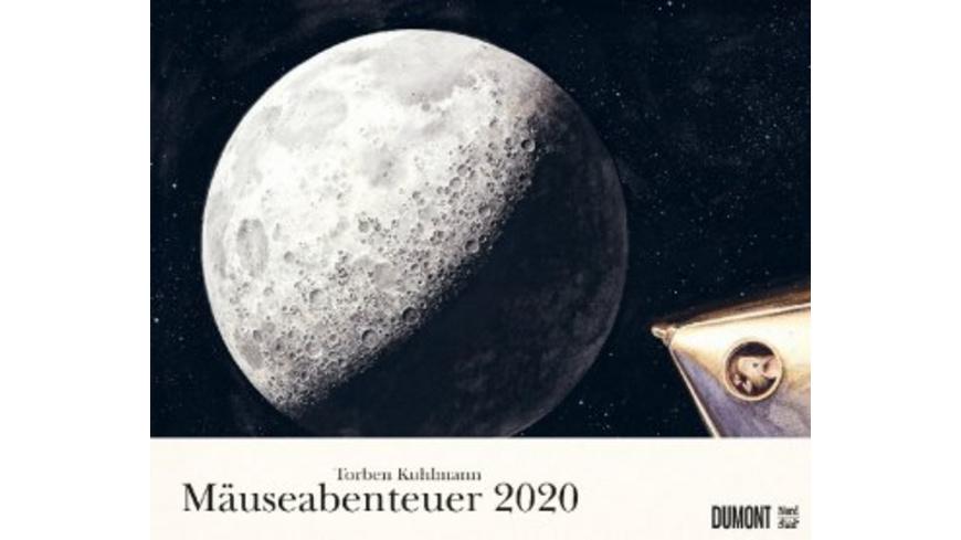 Torben Kuhlmanns Mäuseabenteuer 2020 - DUMONT Kind