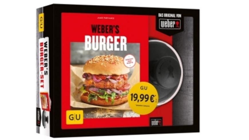 Weber s Burger-Set