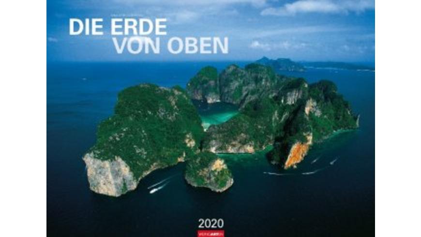 Die Erde von oben 2020