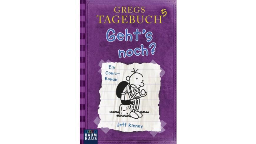 Gregs Tagebuch 05 - Geht s noch?