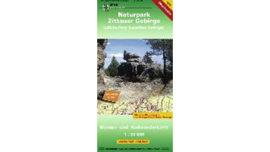 Naturpark Zittauer Gebirge - Luzicke Hory  Lausitz