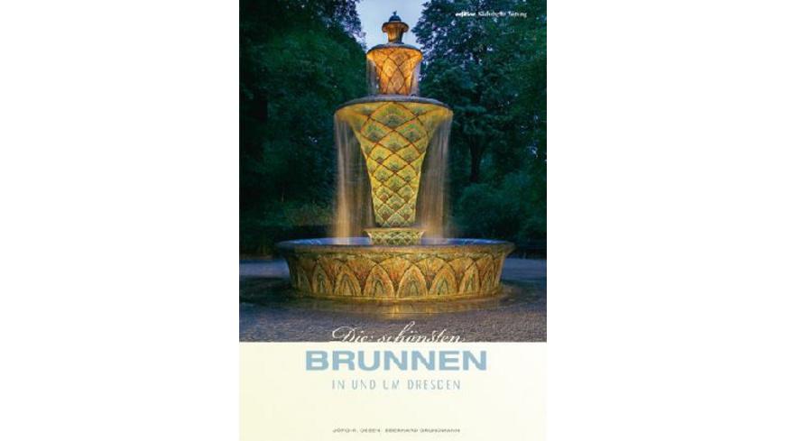 Die schönsten Brunnen in und um Dresden
