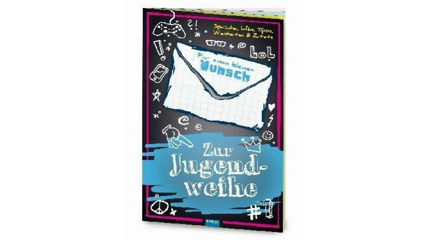 Geschenkbuch  Zur Jugendweihe