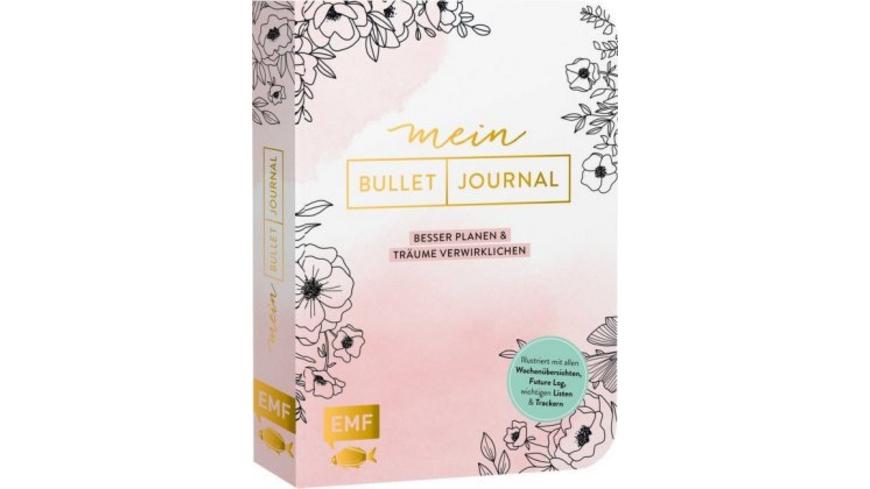 Mein Bullet Journal - Besser planen   Träume verwi