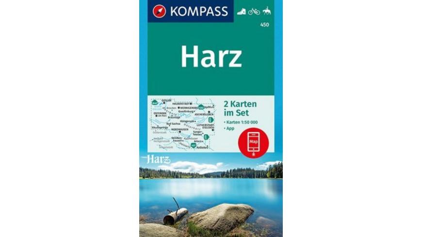 Harz 1:50 000