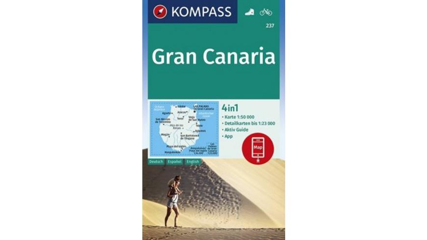 Gran Canaria 1:50 000