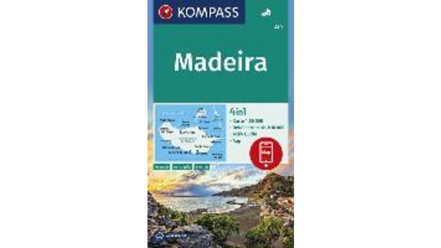 Madeira 1:50 000
