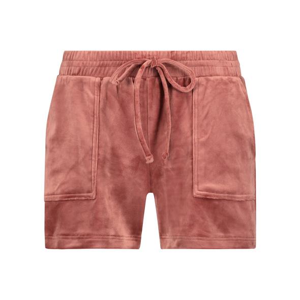 Hunkemöller Shorts Velours Pocket
