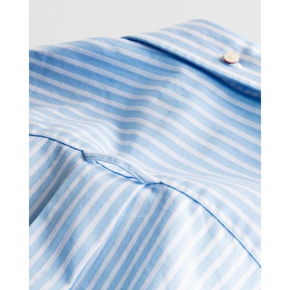 Gestreiftes Broadcloth Hemd