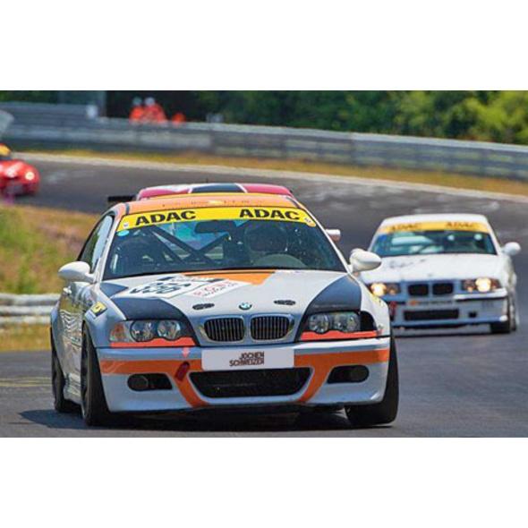 BMW M3 Tourenwagen fahren