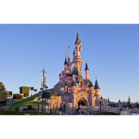 Premium-Kurzurlaub Disneyland® Paris für 2 (4 Tage)