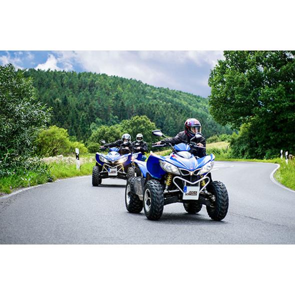 Quad Tour Alpenvorland
