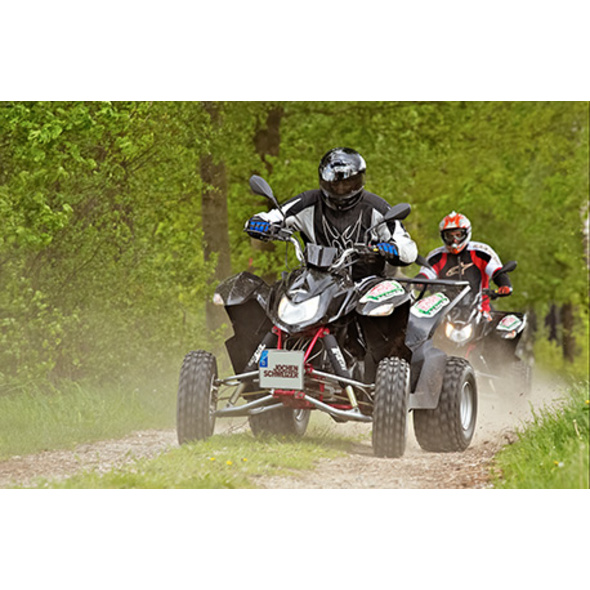 Quad On- & Offroad Tour Raum Bremen