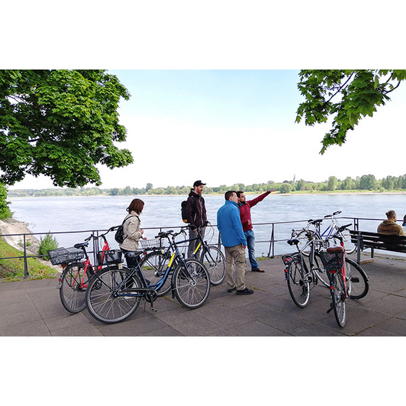 Radtour Köln