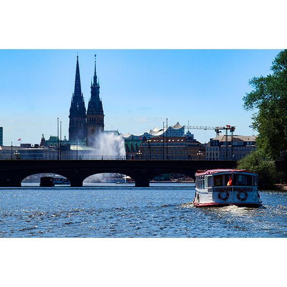 Schifffahrt Hamburg (60 Minuten)