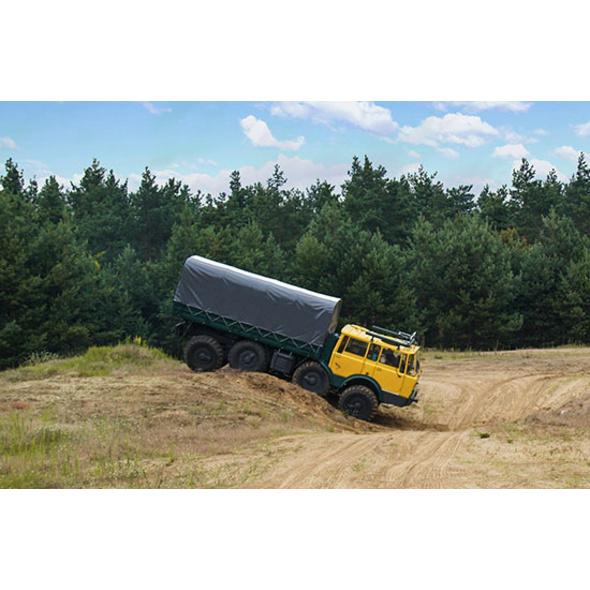 Tatra 813 Truck-Trial bei Berlin