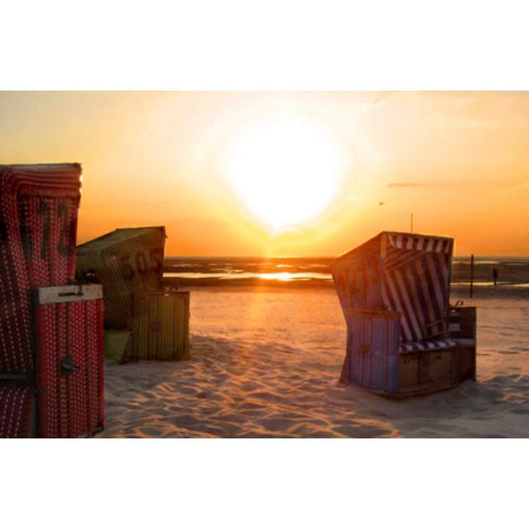Luxus-Wellness Urlaub auf Langeoog für 2