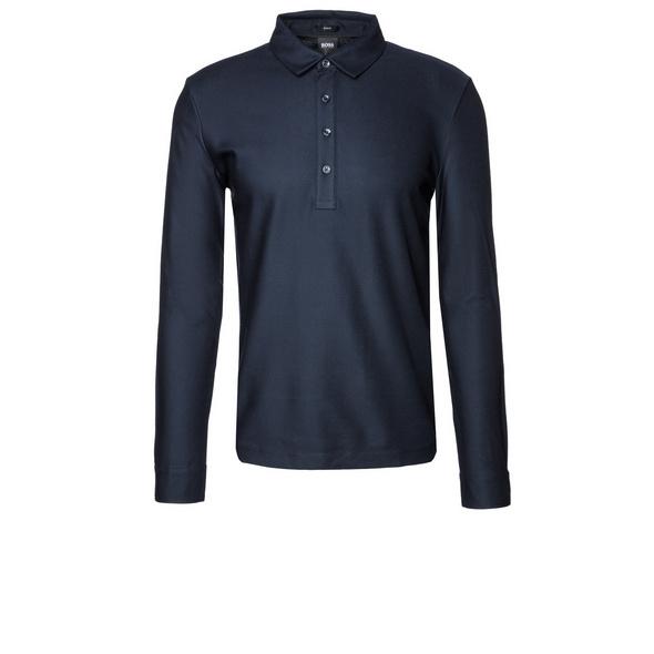 Langarm-Poloshirt Paver 17