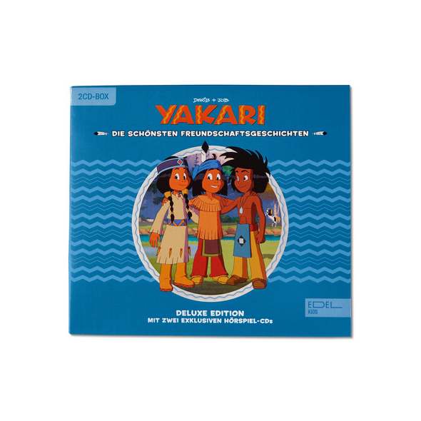 CD »Best of Yakari«