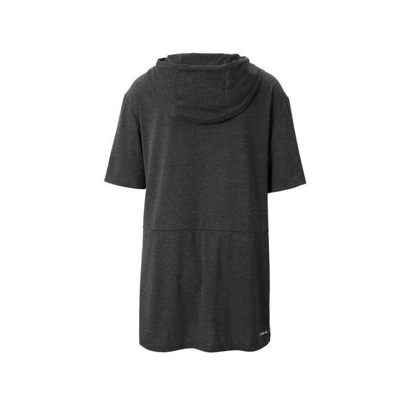 Longshirt mit Kapuze