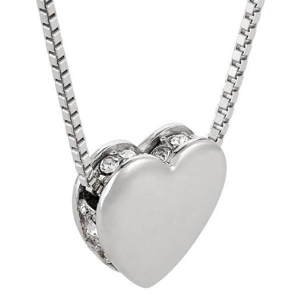 Kette - Silver Heart