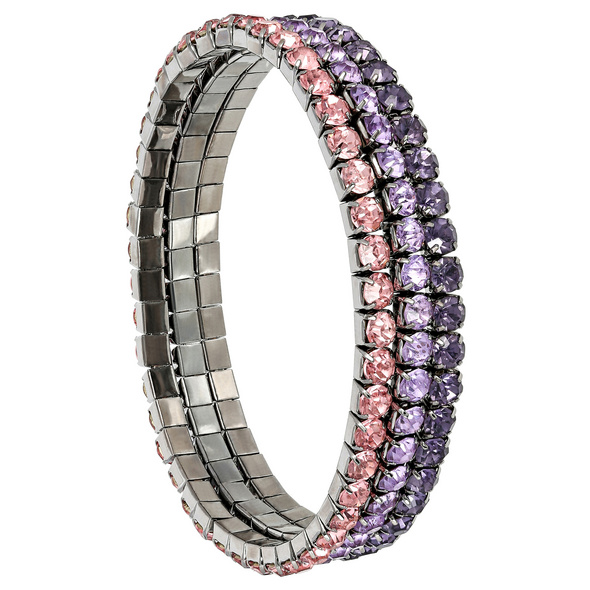 Armband - Lilac Set