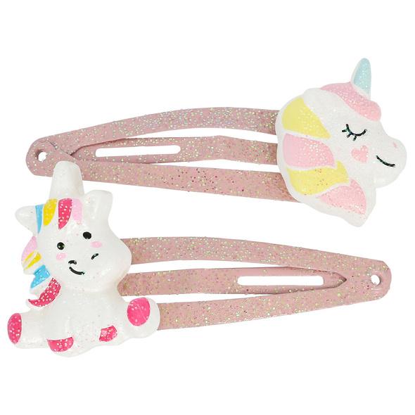 Kinder Haarspange - Little Unicorn
