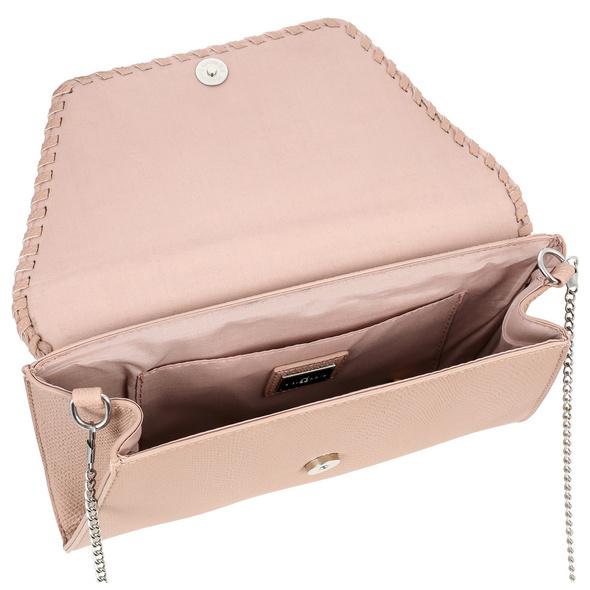 *zu oft retourniert* Handtasche - Rosé Snake