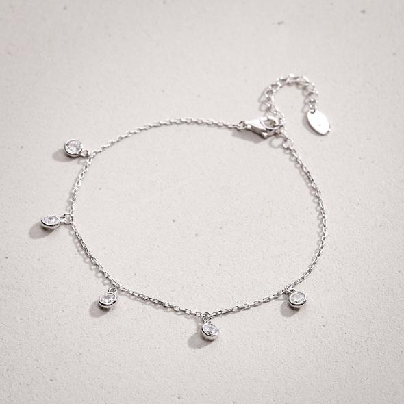 Armband - Zirconia Crystal