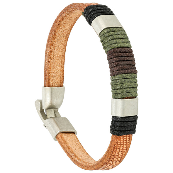 Armband - Leather Whril