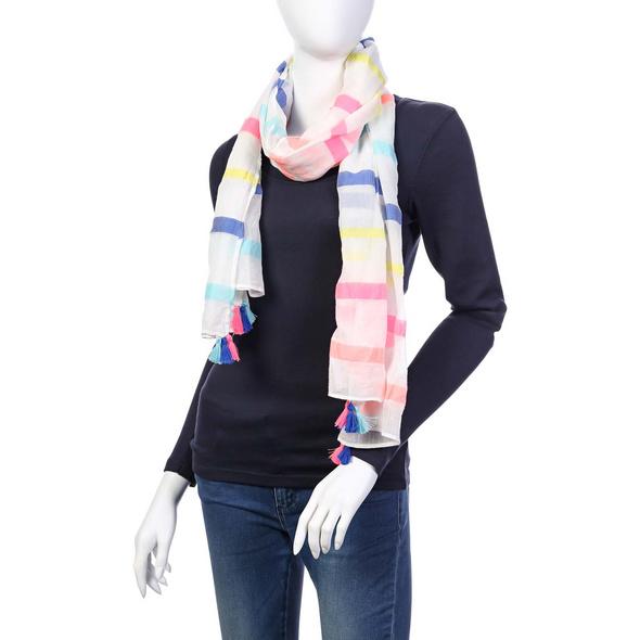Schal - Transparent Stripes