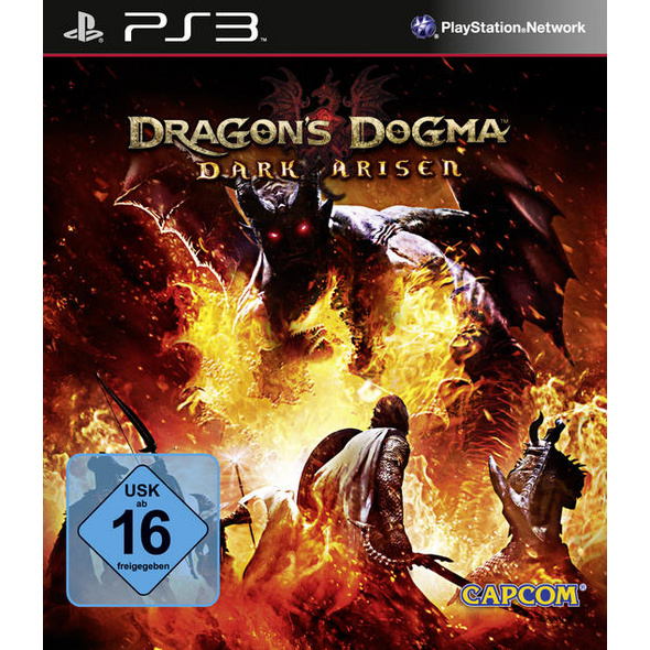 Capcom Dragons Dogma: Dark Arisen