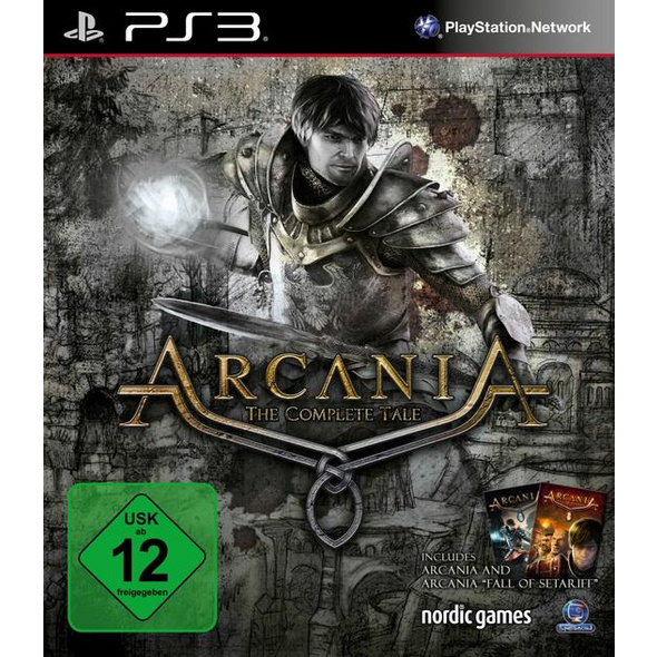 Nordic Games Arcania the Complete Tale