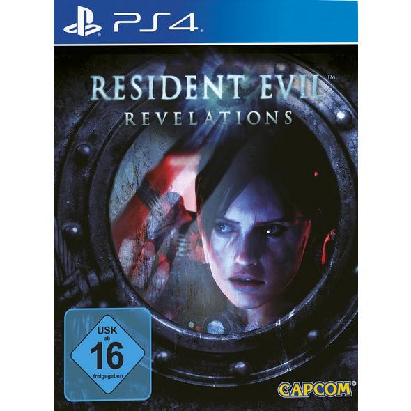 Capcom Resident Evil: Revelations