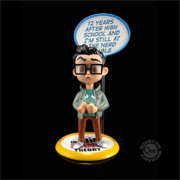 The Big Bang Theory - Figur Leonard