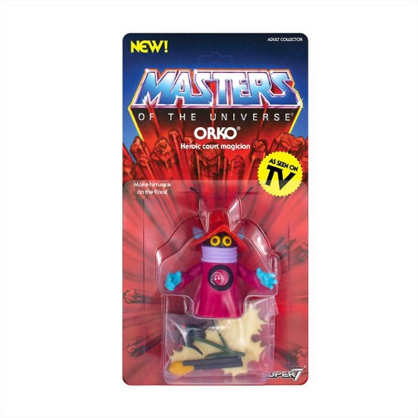 Masters of the Universe - Actionfigur Orko