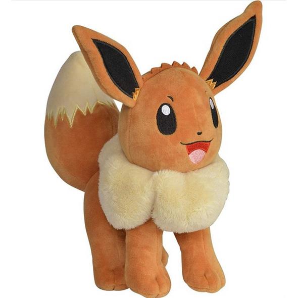 Pokémon - Plüschfigur Evolie
