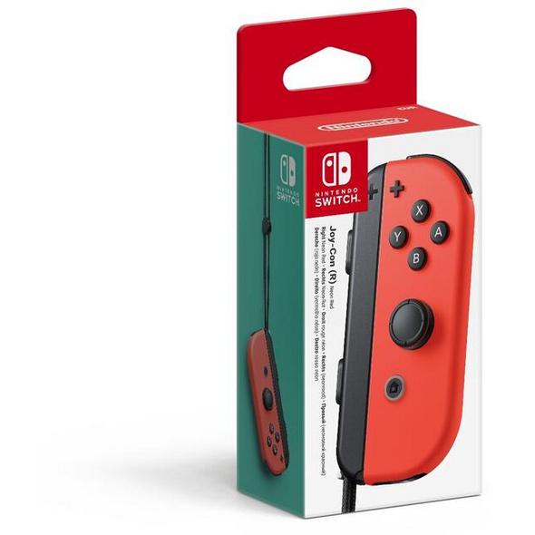 Nintendo Switch Joy-Con Controller rot (rechts)