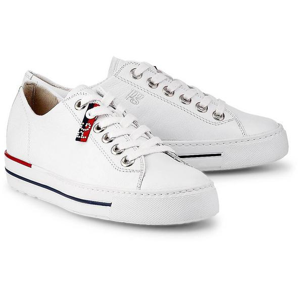 Leder-Sneaker