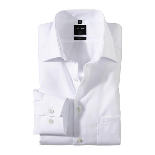 OLYMP Luxor Hemd, modern fit, Extra kurzer Arm