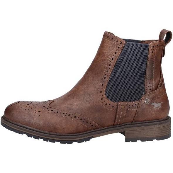 Chelsea Boot in Lederoptik