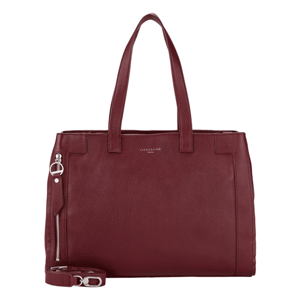 Satchel im Business-Look - L-Bag Satchel L