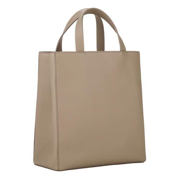 Tragetasche aus Glattleder - Cadiz Paper Bag Tote S