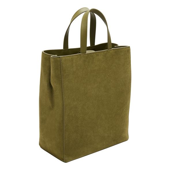 Tragetasche aus Wildleder - Paper Bag Tote M