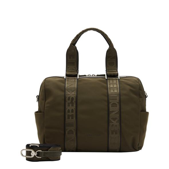 Tasche aus recyceltem Nylon - Eco Aware Bowling Bag M