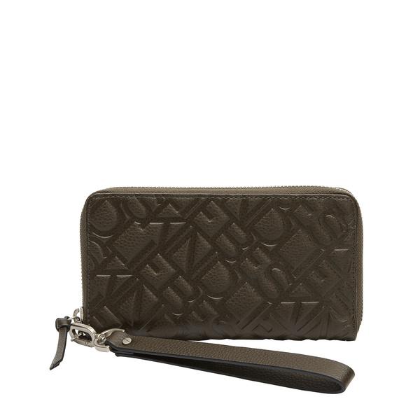 Brieftasche aus Leder mit abnehmbarer Schlaufe - Turlington Vivian