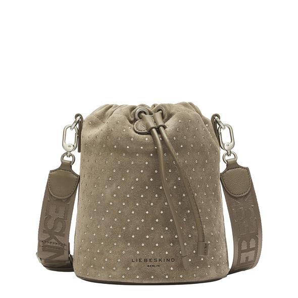 Bucket Bag mit Nieten - June Studs Bucket Bag S