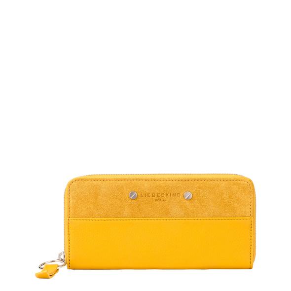 Geldbörse aus Ledermix - Ring Lock 2 Gigi