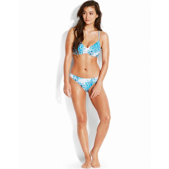Seafolly Sunflower Bikini Hose Damen